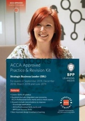 BPP ACCA Strategic Business Leader SBL Practice & Revision Kit 2019
