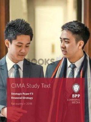 bpp cima f3 Financial Strategy Study Text 2018