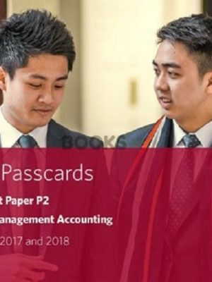 bpp cima p2 advanced management accounting passcards 2018