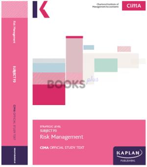 Kaplan CIMA P3 Risk Management Study Text 2018