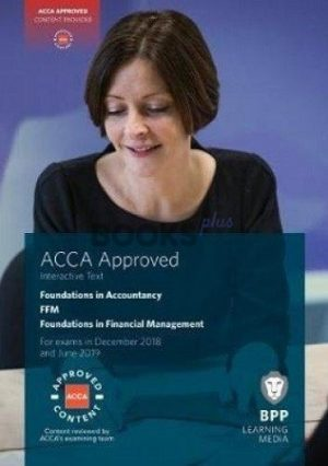 Foundations in Financial Management Interactive Text 2018 2019