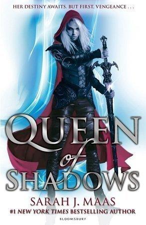 Queen of Shadows Sarah J. Maas