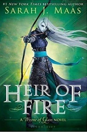Heir of Fire Sarah J. Maas