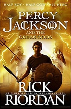 Percy Jackson and The Greek Gods Rick Riordan