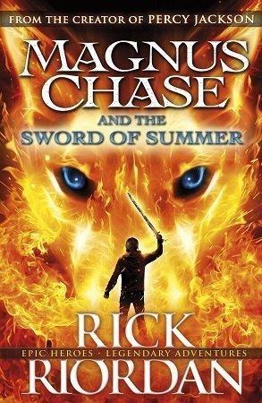 Magnus Chase and The Sword of Summer Rick Riordan
