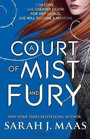 A Court of Mist & Fury by Sarah J. Maas