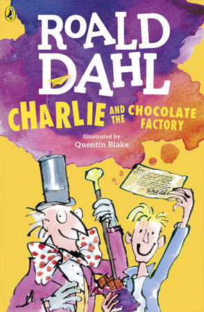 Charlie And Chocolate Factory by Roald Dahl
