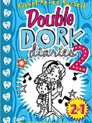 Double Dork Diaries 2 by Rachel Ren쎩e Russell