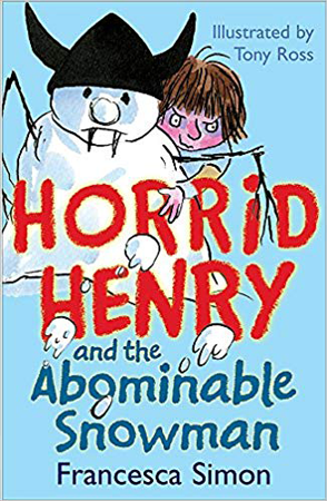 Horrid Henry And The Mega Mean Time Machine by Francesca Simon