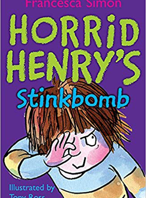 Horrid Henrys Stinkbomb by Francesca Simon