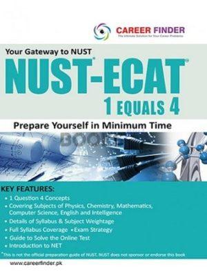 NUST ECAT 1 Equals 4 Guide Career Finder Dogar