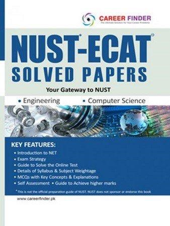 NUST ECAT Past Solved Papers Career Finder Dogar
