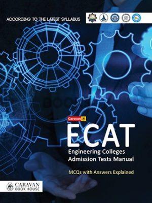 ECAT Manual MCQs with Answers Explained Caravan