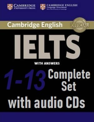 Cambridge English IELTS 1 to 11 with Answers and Audio CDs