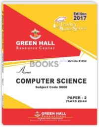 Computer Science A Level P2 Notes