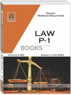Law AS Level Paper 1