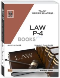 Law AS Level Paper 4