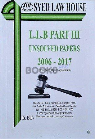 syeds success llb guide english jurisprudence adil sheeraz syed law house