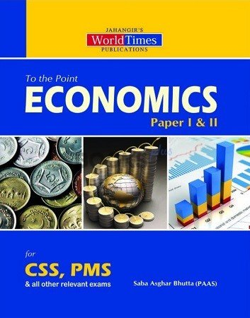 To the Point Economics CSS PMS JWT
