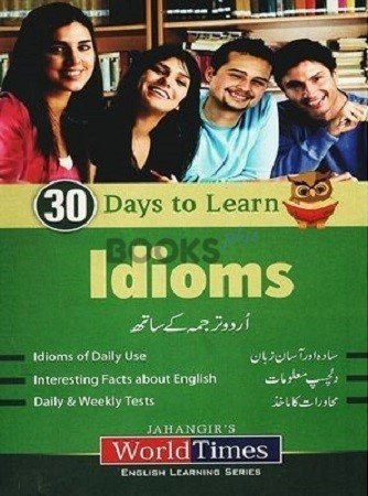 30 Days To Learn Idioms JWT
