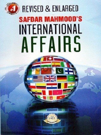 International Affairs Revised & Enlarged Edition JWT