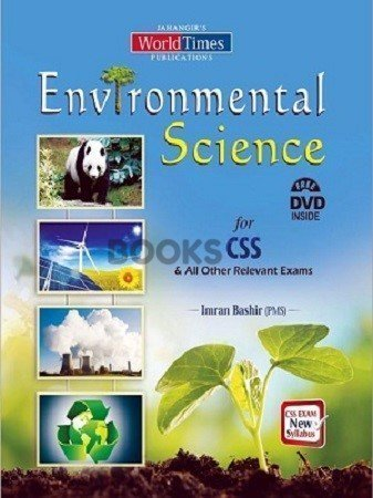 Environmental Science with DVD JWT