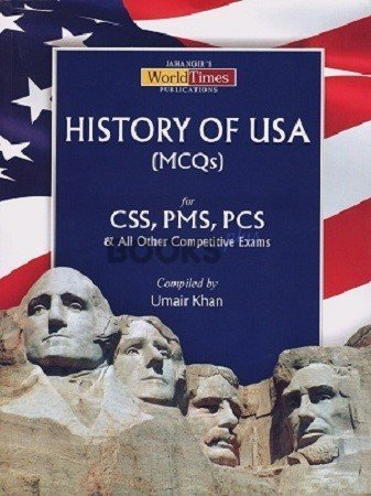 History of USA MCQs JWT