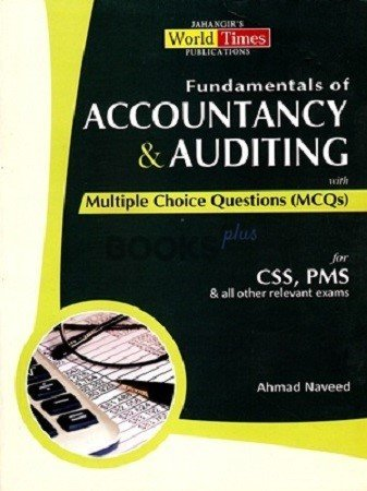 Fundamentals of Accountancy & Auditing With MCQs JWT