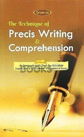 The Technique of Precis Writing & Comprehension Emporium (2)