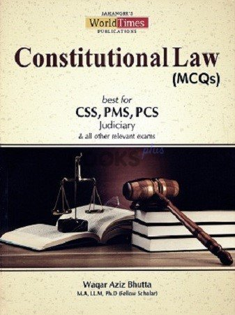 Constitutional Law MCQs JWT