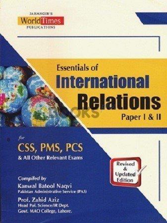 Essentials of International Relations Paper 1 & 2 JWT