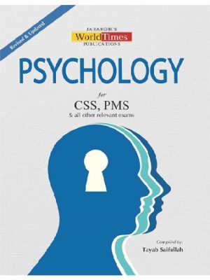 Psychology for CSS PMS JWT Tayab Saifullah