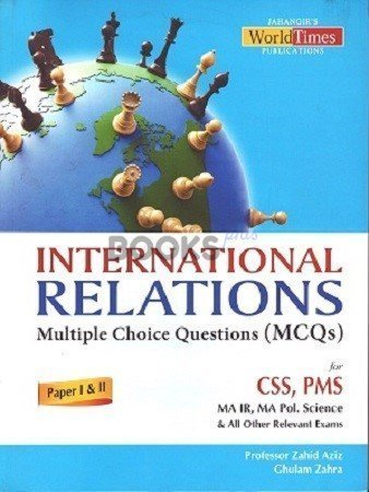 International Relations MCQs JWT