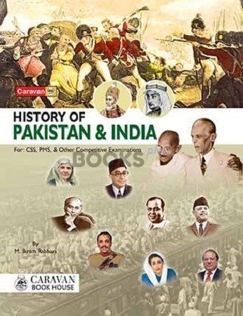 History of Pakistan and India Caravan