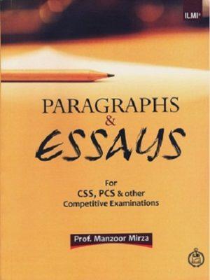 Paragraphs & Essays for CSS PCS ILMI