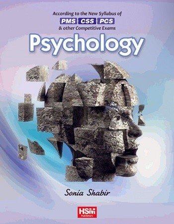 Psychology for CSS PMS PCS HSM Publishers