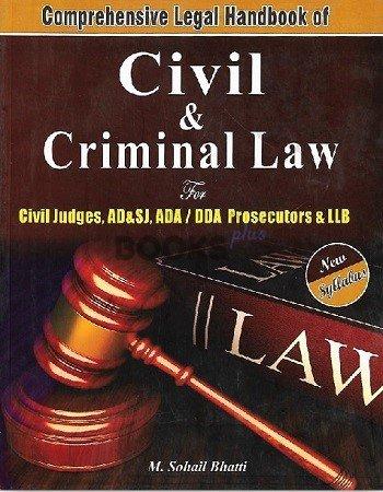 Comprehensive Legal Handbook of Civil & Criminal Law