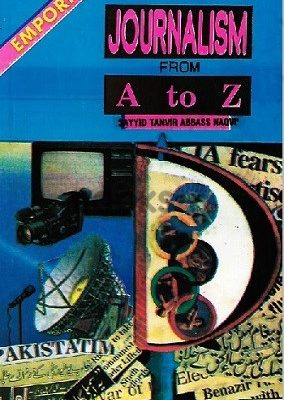 Journalism from A to Z Emporium