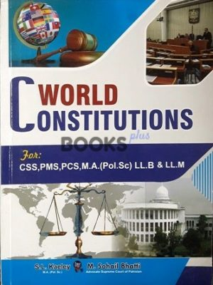 World Constitutions Bhatti Sons 2019 2nd Edition