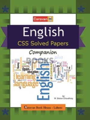 English CSS Solved Papers Caravan