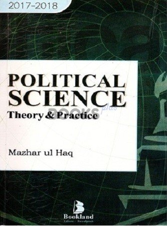 Political Science Theory and Practice Bookland