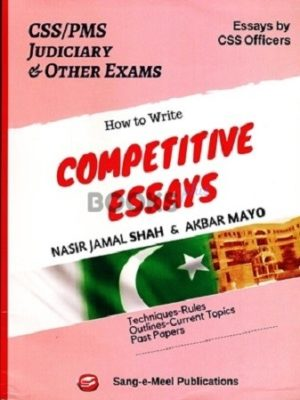 How To Write Competitive Essays Sang e Meel