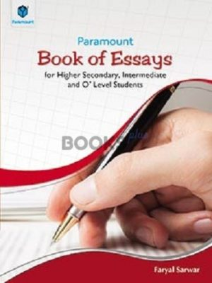 Book of Essays Paramount
