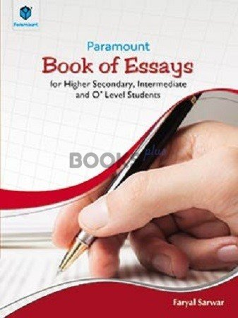 Book of Essays Paramount