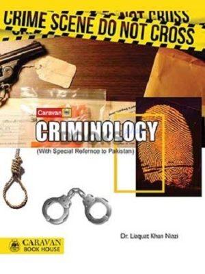 Criminology with Special Ref to Pakistan Caravan