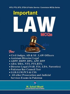 Important LAW MCQs Bhatti Sons
