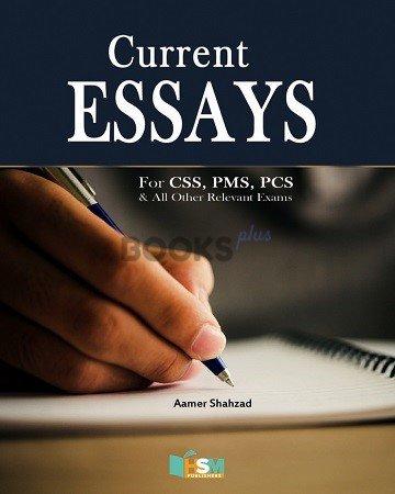 Current Essays For CSS PMS PCS HSM