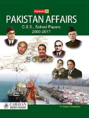 Pakistan Affairs CSS Solved Papers Caravan