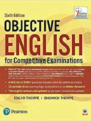 Objective English 6th Edition Pearson