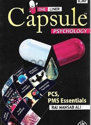One Liner Capsule Psychology Ilmi